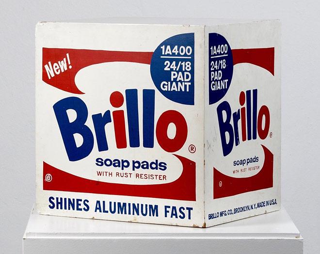 Warhol - Brillo
