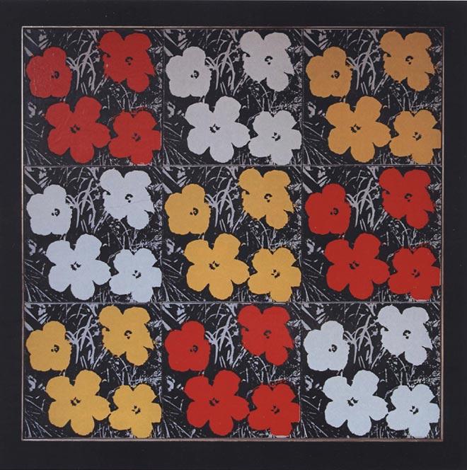 Warhol - Flowers
