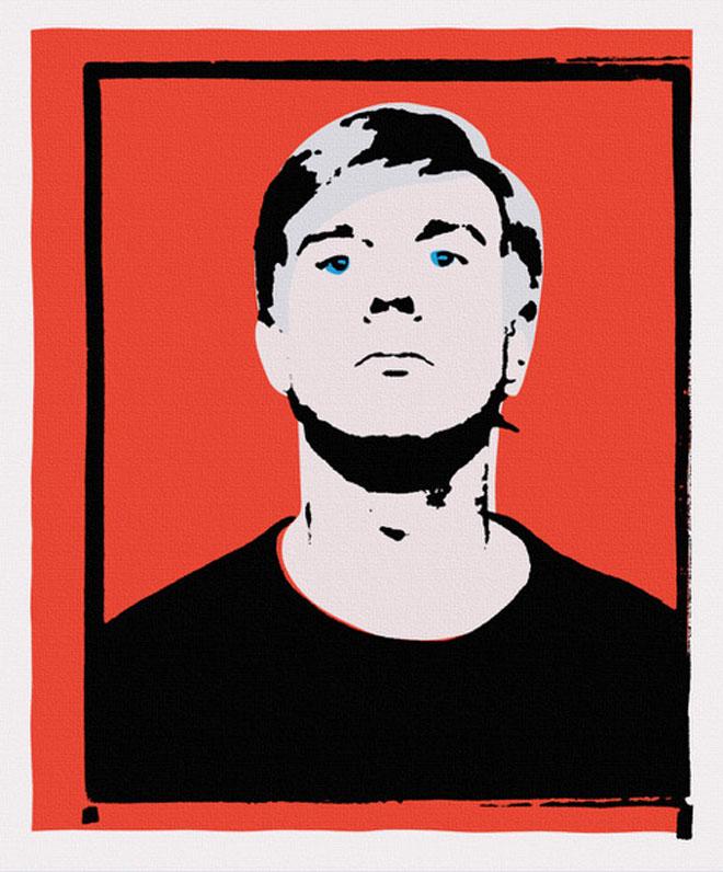 Warhol - Self Portrait